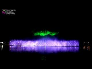 В Виннице с лазерным шоу стоимостью 3 млрд.грн. Загружено 29 июня
